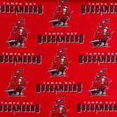 NFL Tampa Bay Buccaneers Cotton Fabric